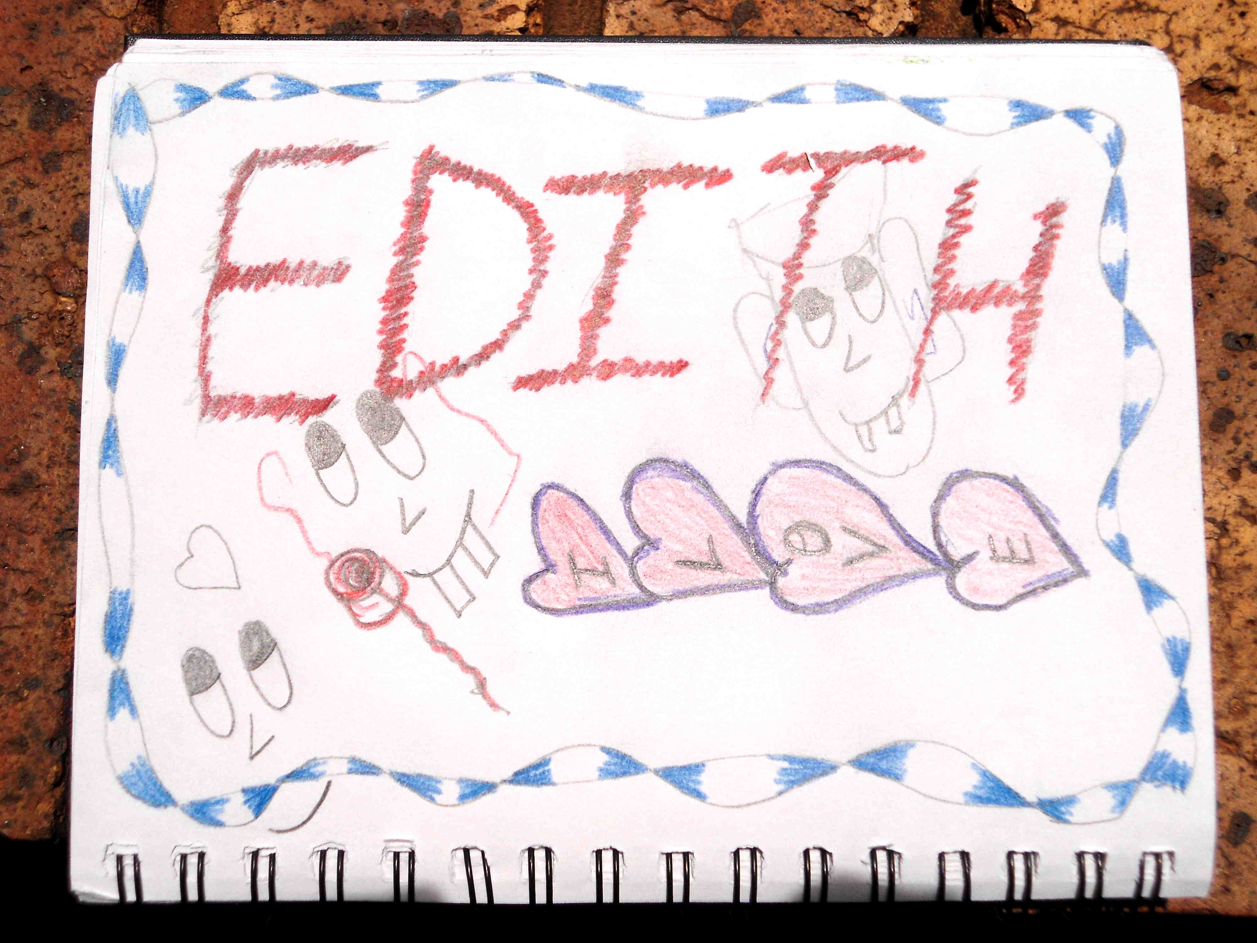 Edith_drawing